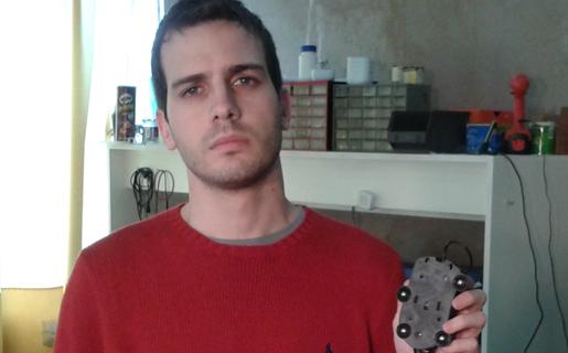 """Sebastián Gaggino está seguro que su sistema """"cero fricción"""" puede llegar a cambiar la manera como jugamos"""