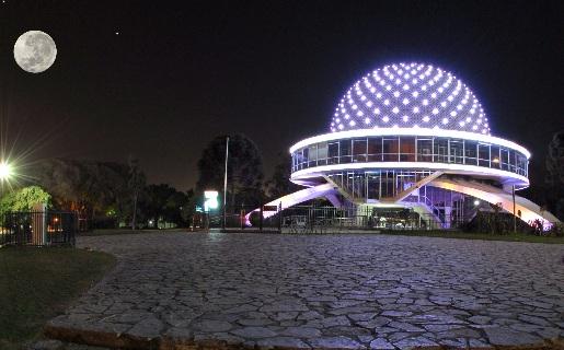 La sede del evento será el Planetario de Buenos Aires.