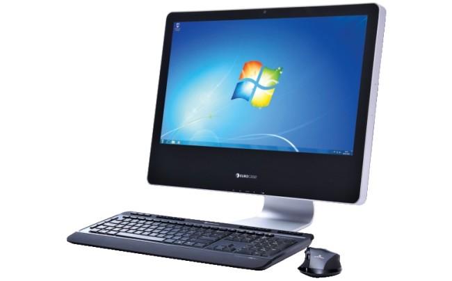 La Eurocase V211 tiene un Pentium dual core que soporta perfectamente las tareas cotidianas