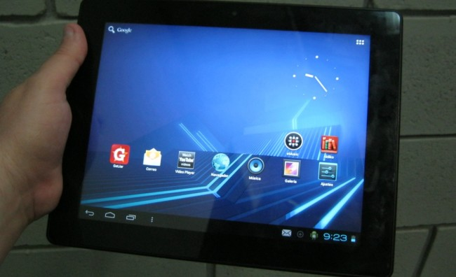 Coby Kyros MID8048 Tablet