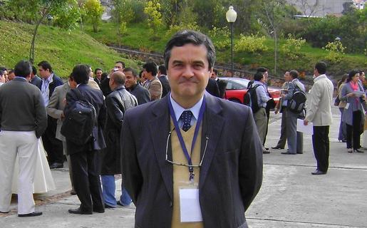 El ingeniero Luis Valle coordina las Jornadas de TV Digital donde reúne a los interesados públicos y privados del sector. (Foto: Flickr)