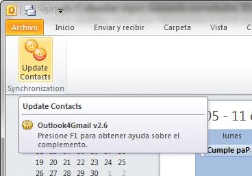 de Outlook a Gmail