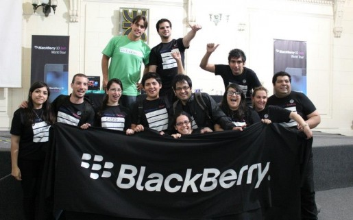 Las BlackBerry Jam Session culminaron con muy buena respuesta por parte de los desarrolladores