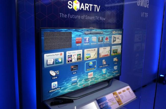 Gu a de regalos navide os 2012 los mejores smart tvs for Regalo mobile tv