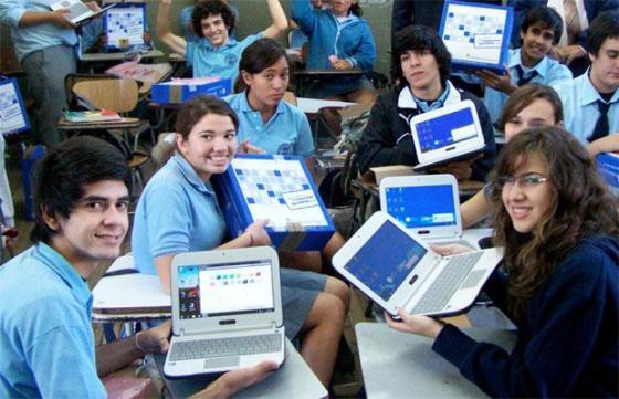 Hasta el momento se entregaron más de 2,1 millones de netbooks.