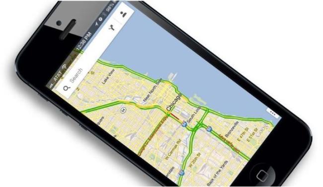 Google Maps se ubicó en el primer lugar de las aplicaciones gratuitas más descargadas de App Store.