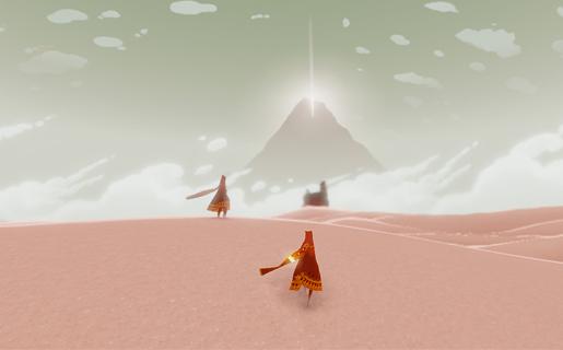 Journey, una experiencia nueva en formato videojuego