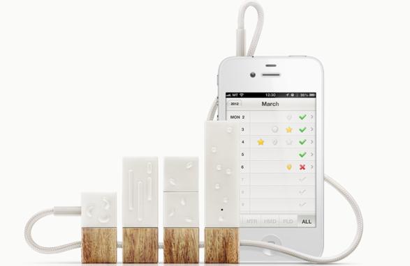 Los sensores analizan la humedad, las frecuencias electromagnéticas y las toxinas en las comidas.