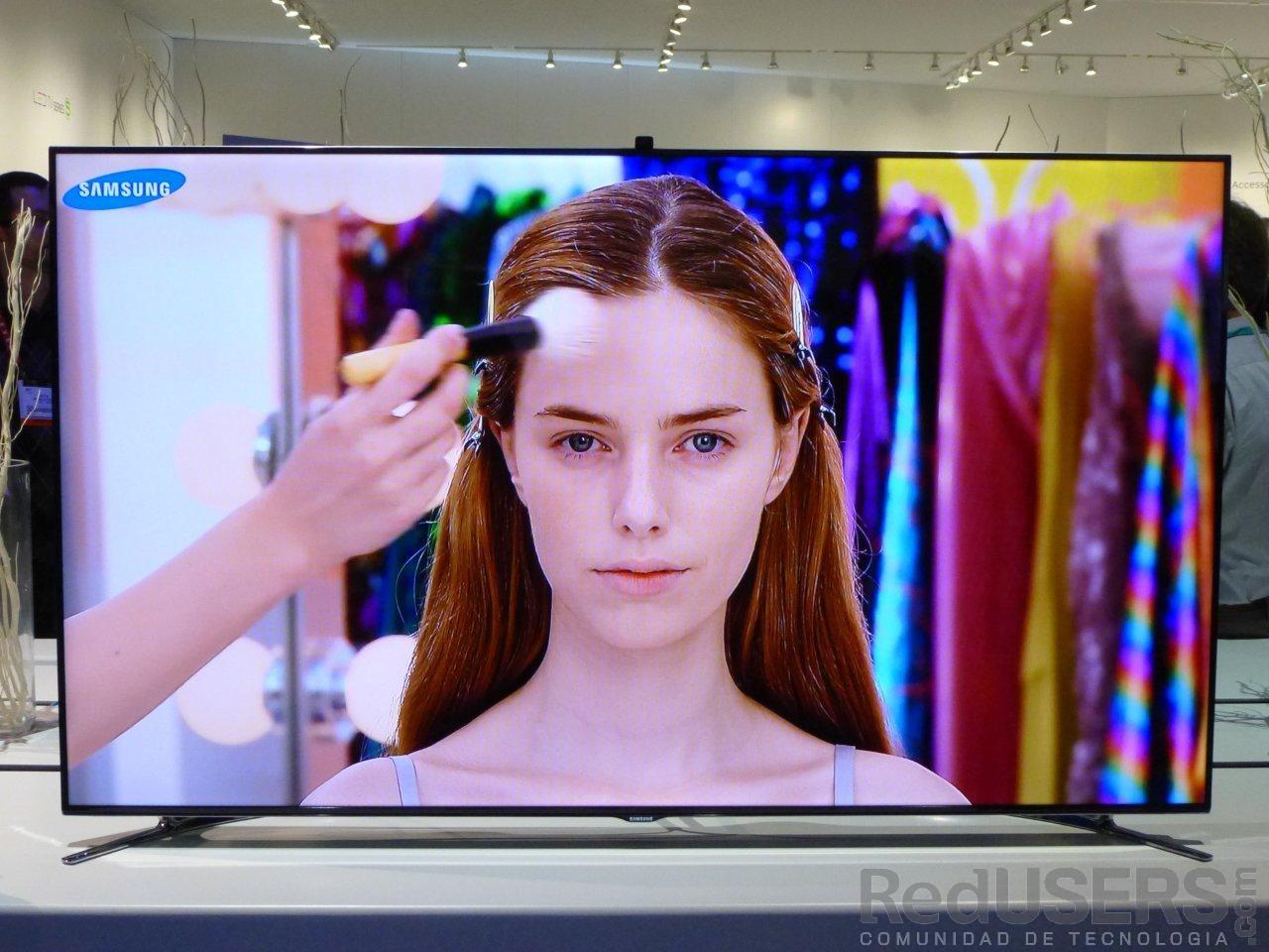 Habrá que acostumbrarse al Ultra HD de los nuevos Smart Tvs