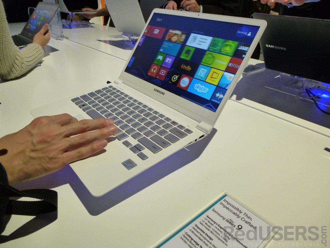 Nuevos colores y Windows 8 en la nueva Serie 9