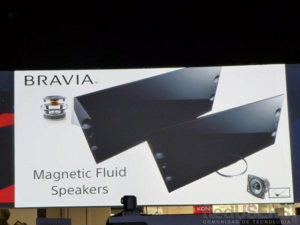 La renovada serie Bravia presentada en la CES