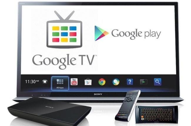 Nueve fabricantes comercializarán dispositivos Google TV