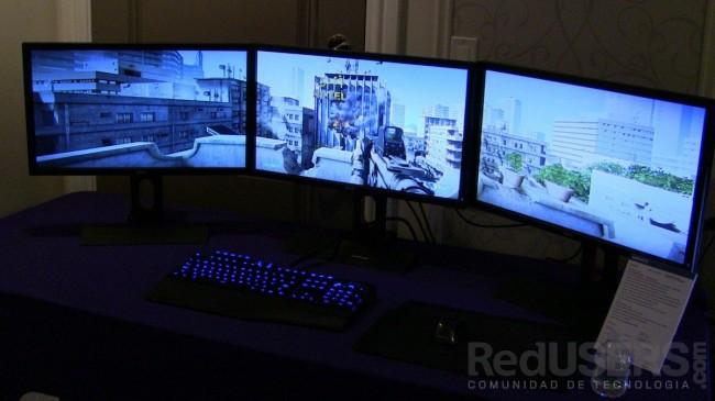 Los mother AMD de Gigabyte ofrece la experiencia visual Efinity ideal para los gamers.