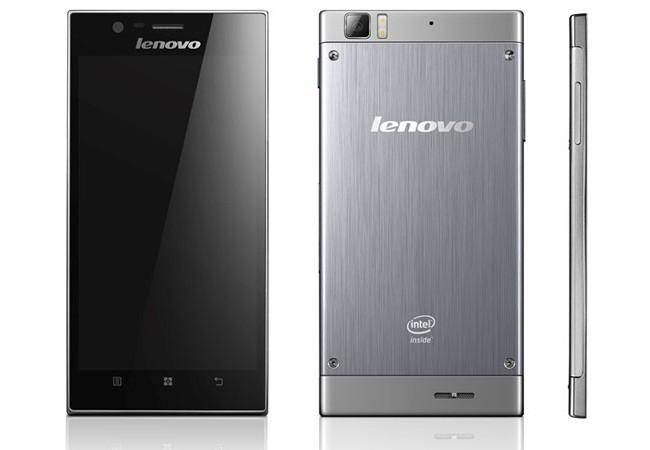 Lenovo apuesta por los procesadores Intel para equipar al nuevo K900