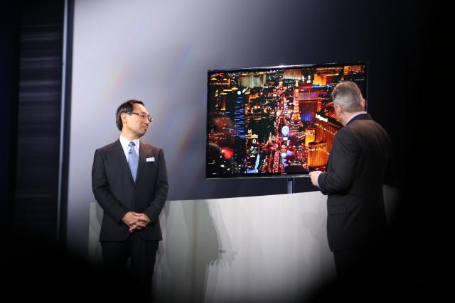El novedoso televisor OLED 4K presentado por Panasonic