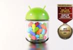 Android Jelly Bean fue votado por el 66% de los usuarios.Android Jelly Bean fue votado por el 66% de los usuarios.