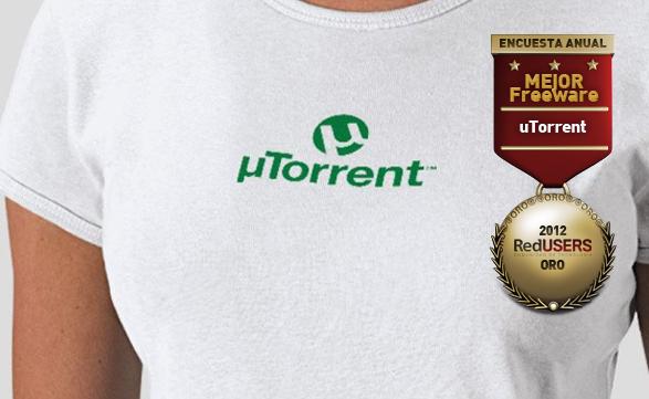 Cuando parecía un rubro en extinción, un cliente P2P se alza con el galardón al mejor Freeware de 2012.