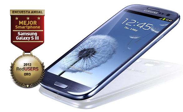 El Galaxy S III arrasó en su rubro