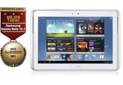 Galaxy Note 10.1, la tablet que deslumbró a los lectores de RedUSERS.