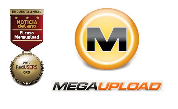 El cierre de Megaupload fue la noticia del año 2012