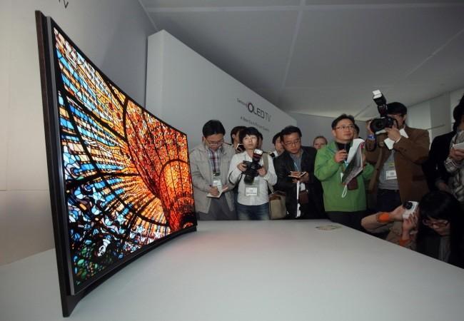 La pantalla promete una misma imagen desde varios ángulos de visión.