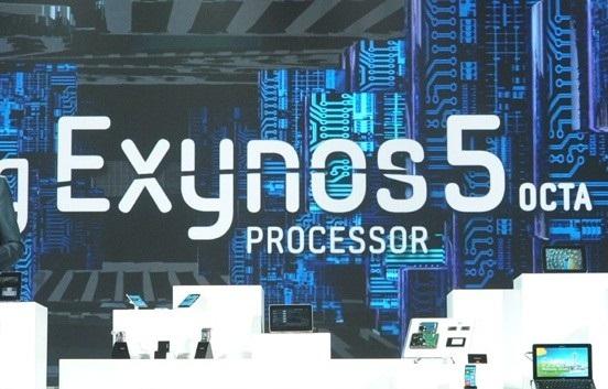 """Samsung reveló su nuevo procesador de """"8 cabezas"""""""