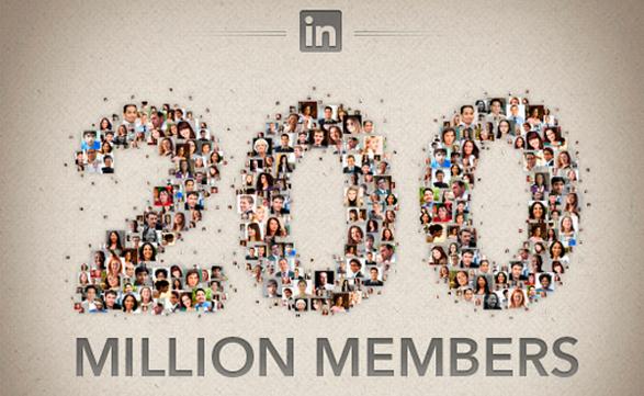 La red social laboral LinkedIn continúa creciendo a pasos agigantados.
