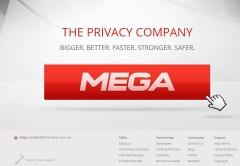Mega pretende replicar el éxito de su antecesor, Megaupload