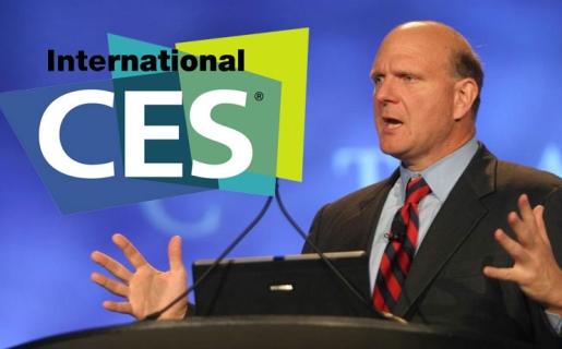 La CES 2013 no contará con el histrionismo de Ballmer ni los anuncios de Microsoft.