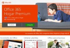 La nueva versión de Office se puede descargar desde www.office.com