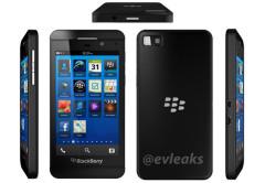 Las imágenes del Z10 han sido ampliamente aceptadas como creibles y oficiales del nuevo modelo de Blackberry.