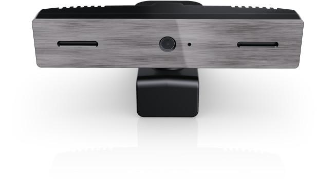 Esta la cámara que nos ofrece Philips para aprovechar Skype al máximo. Lamentablemente deberemos comprarla por separado.