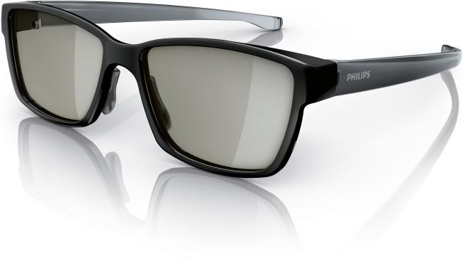 Gracias al uso del 3D pasivo, las gafas del equipo no necesitan de baterías y son mucho más económicas.