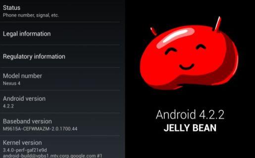 La línea Nexus ya está recibiendo actualizaciones a esta nueva versión, mientras el resto espera.