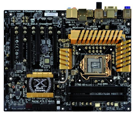 La terminación en dorado está muy bien realizada y da una apariencia única a este producto de ECS.