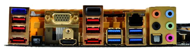 En el panel trasero podemos encontrar las antenas de los controladores Wi-Fi y Bluetooth.