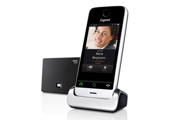Este producto es un avance en la actualización del teléfono fijo