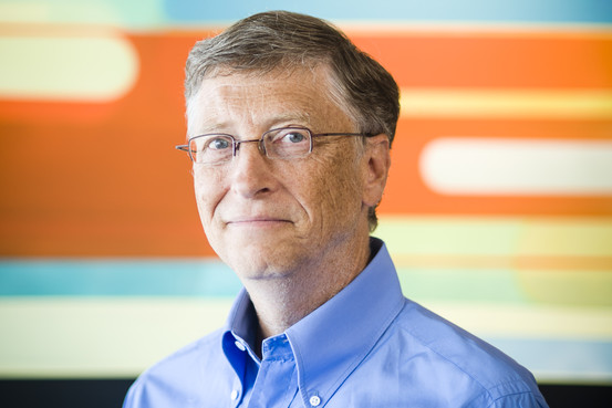 Bill Gates no está contento con la estrategia armada alrededor de Windows Phone (Foto: WSJ.com)