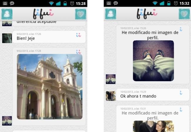 Fifui se presenta como una red social para dos.