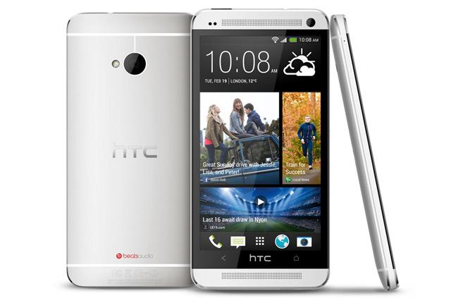 El HTC One ofrece además  sonido Beats Audio y una nueva UI, y será lanzado a mediados de marzo por casi 200 compañías telefónicas.