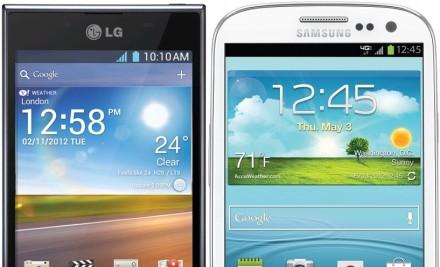 El problema entre los fabricantes comenzó en 2011, cuando Samsung acusó el robo de tecnologías por parte de LG.