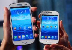 """Si el """"mini"""" se presenta en mayo, significaría que Samsung aceleró el ciclo de vida de ese producto en particular, ya que la anterior versión, el Galaxy S III mini, fue presentada en octubre de 2012."""