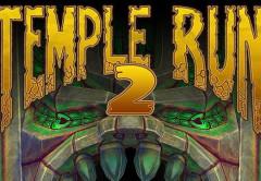 Temple Run 2 es el nuevo líder de las descargas para móviles. Tiembla Rovio...