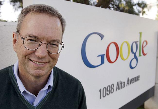 Según Schmidt tanto Chrome OS, como Android y el mismo, estarán mucho tiempo más en Google.