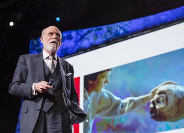 """El científico se asoció a Peter Gabriel y al físico del MIT Neil Gershenfeld, y el proyecto apunta primariamente a la comunicación entre especies que """"comparten un ambiente sensorial común""""."""