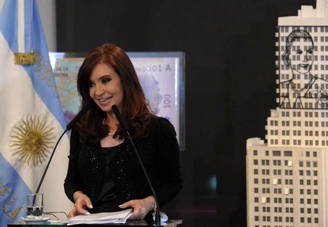 El anuncio se realizó en el Salón de las Mujeres Argentinas de la Casa de Gobierno.
