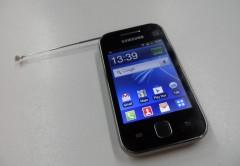El Galaxy Y TV es una interesante opción para aquellos usuarios que buscan su primer smartphone