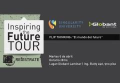 Globant y la Singularity University invitan al público general a dos charlas que se realizarán en las oficinas de la compañía de software