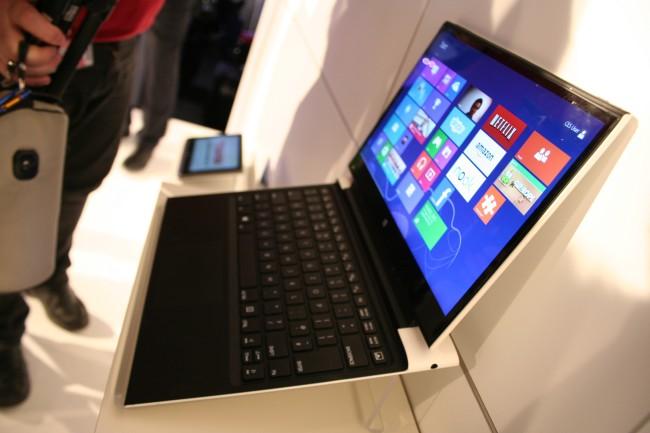Este es el diseño que propone Intel para los próximos equipos que combinen los conceptos de ultrabook y tablet.