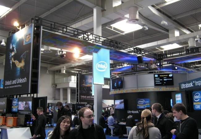 RedUSERS estuvo en el evento oficial de Intel en la CeBIT.